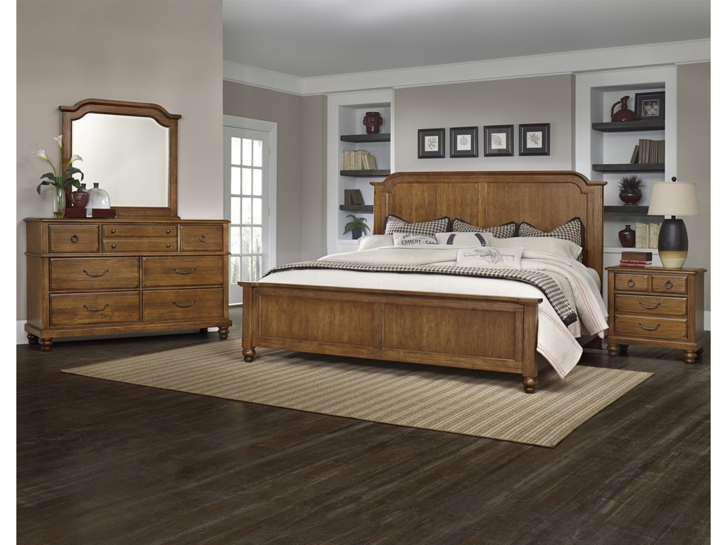 Footboard and Rails Shown Sold Separately.