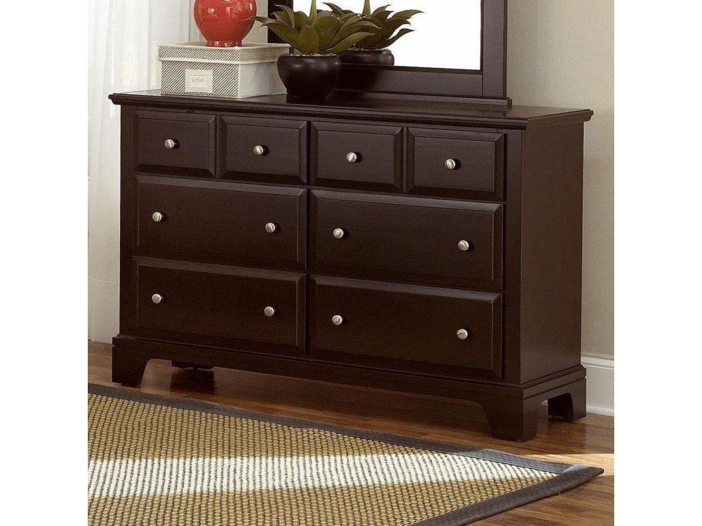 Vaughan Bassett Hamilton/FranklinDresser - 6 Drawers