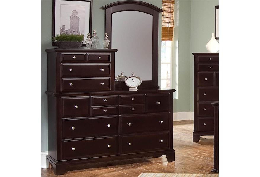 Vaughan Bett Soho 10 Drawer Dresser