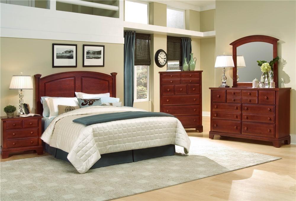Vaughan Bassett Hamilton/Franklin7 Drawer Dresser Chest