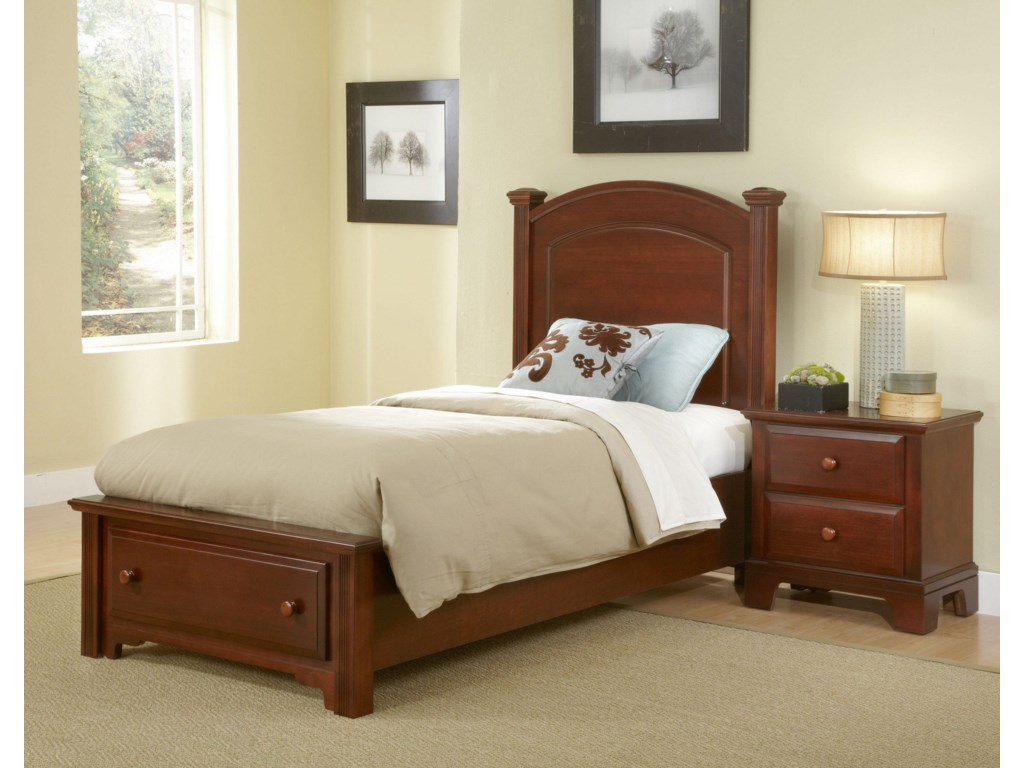 Shown with Storage Bed