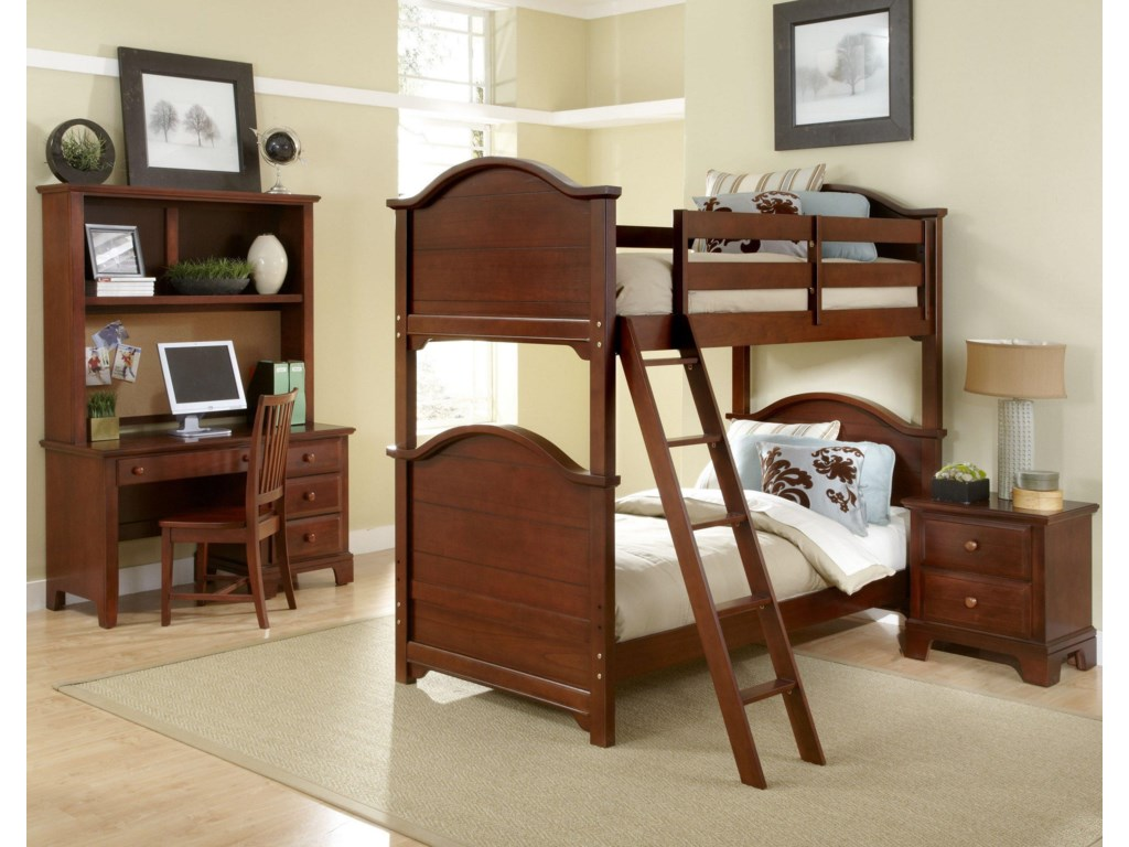 Shown with Bunk Bed and Night Stand