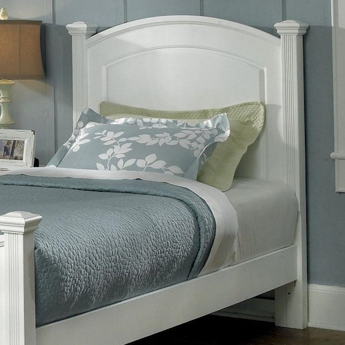 Vaughan Bassett Hamilton/Franklin Twin Panel Headboard