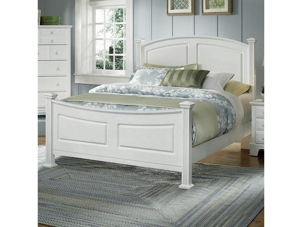 Vaughan Bassett Hamilton/FranklinFull Panel Bed