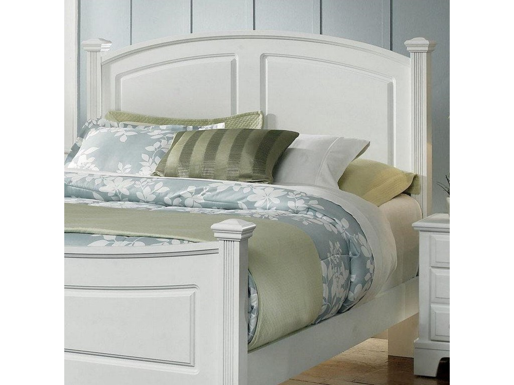 Vaughan Bassett Hamilton/FranklinFull/Queen Panel Headboard
