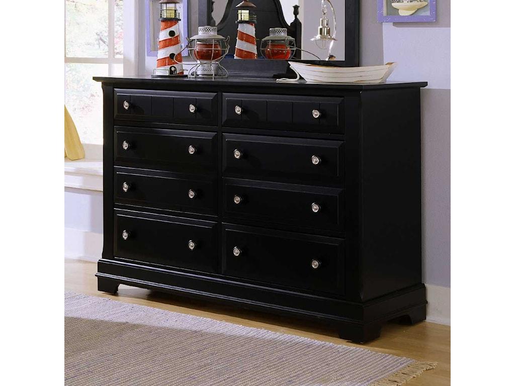 Vaughan Bassett CottageDouble Dresser