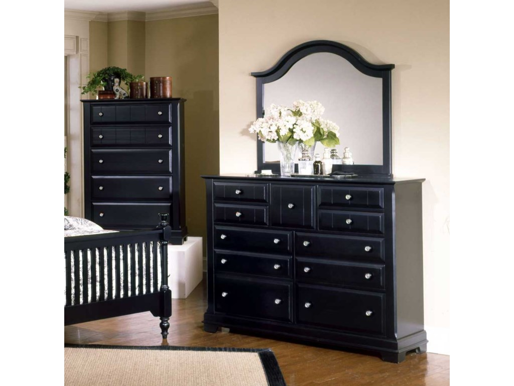 Shown with BB16-115 Chest of Drawers