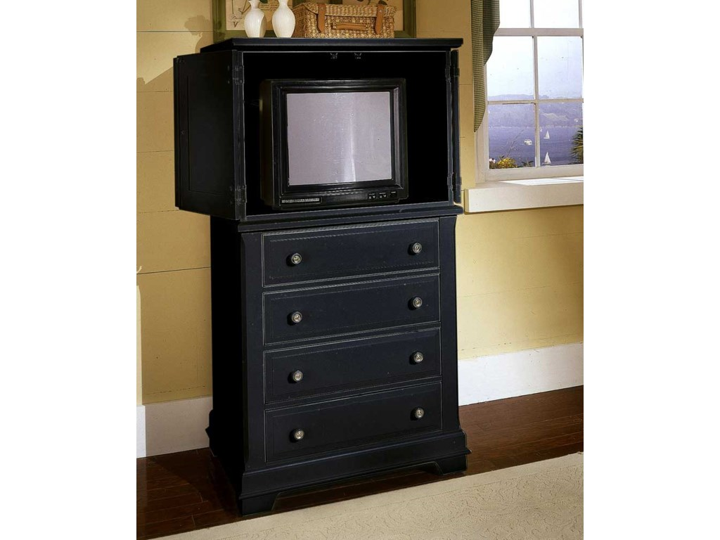 Vaughan Bassett CottageVanity Chest / Entertainment Center