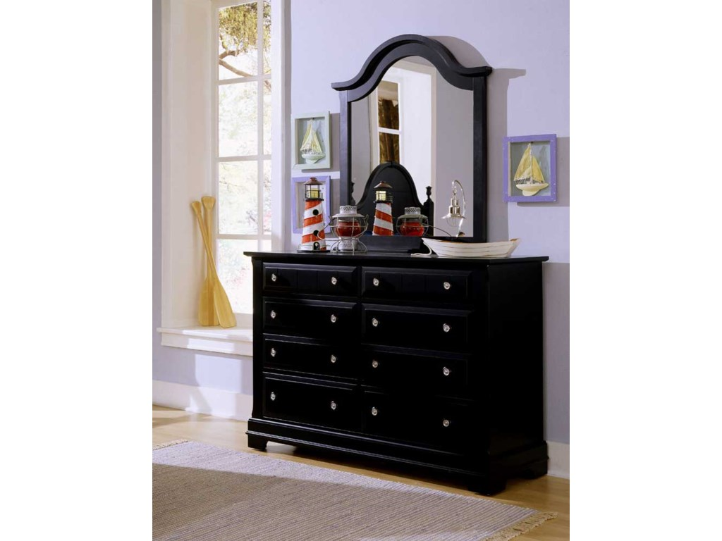 Shown with BB16-001 Double Dresser