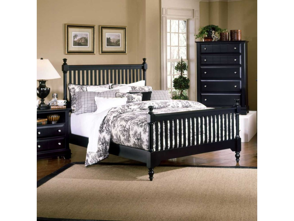 Shown with BB16-115 Chest of Drawers and BB16-115 Commode / Nightstand