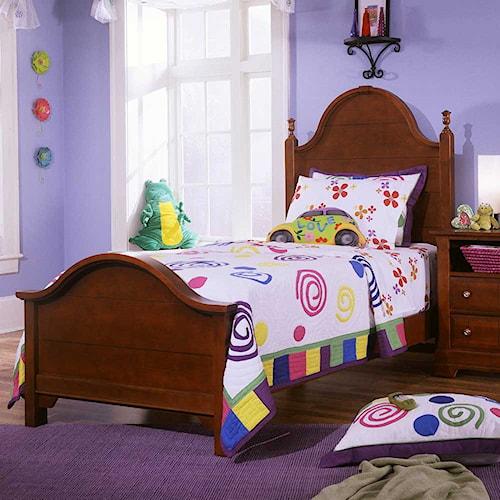 Vaughan Bassett Cottage Full Panel Bed