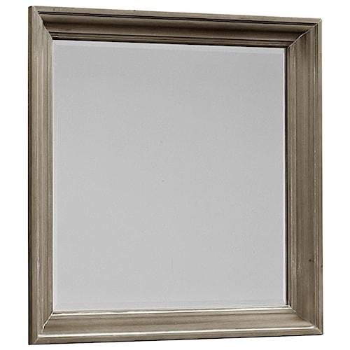 Vaughan Bassett Bedford Landscape Mirror
