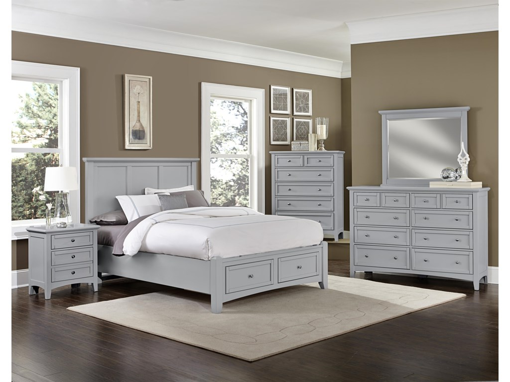 Vaughan Bassett BonanzaQueen Bedroom Group