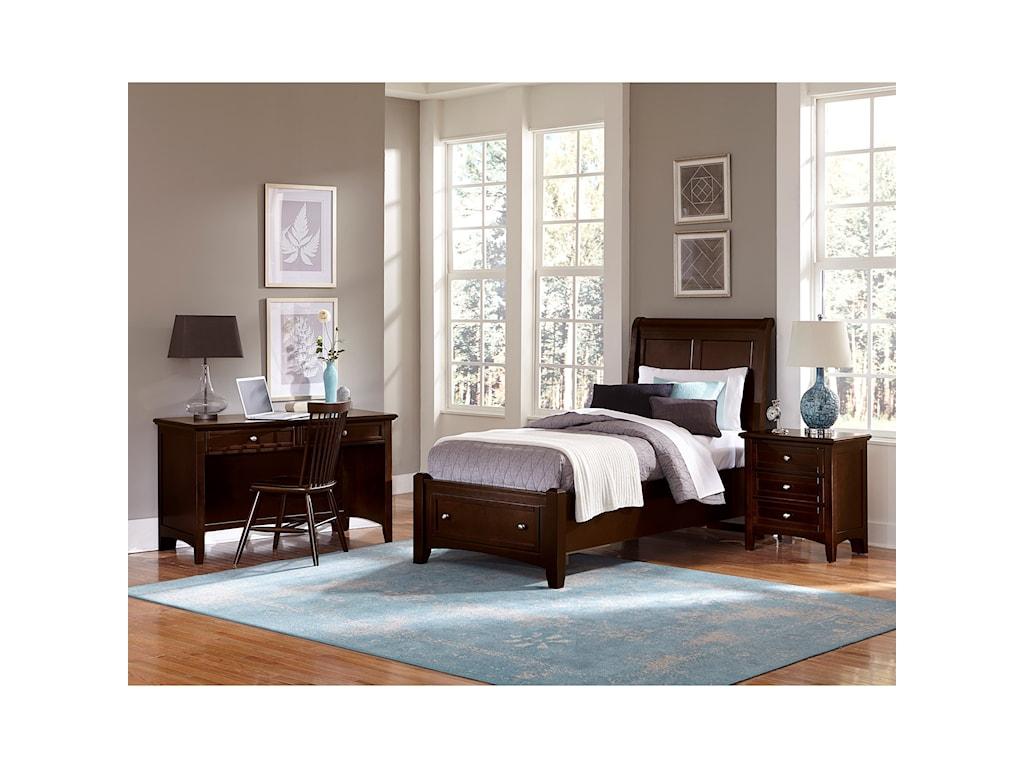 Vaughan Bassett BonanzaTwin Bedroom Group