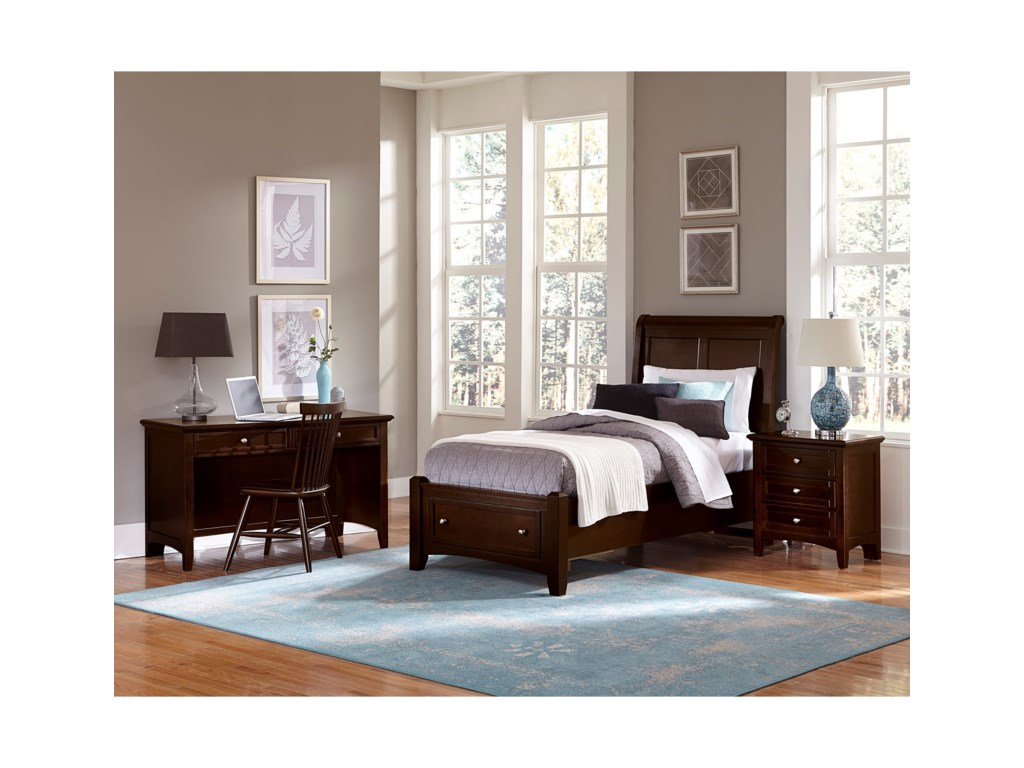 Vaughan Bassett BonanzaTwin Bedroom Group