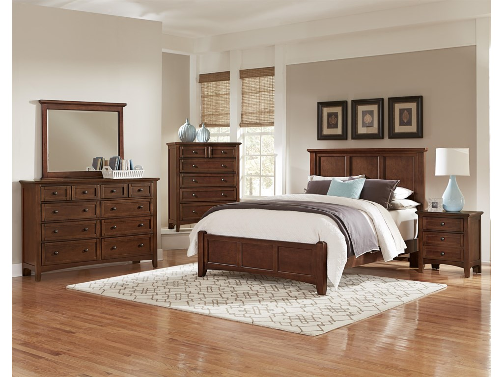 Vaughan Bassett BonanzaFull Bedroom Group
