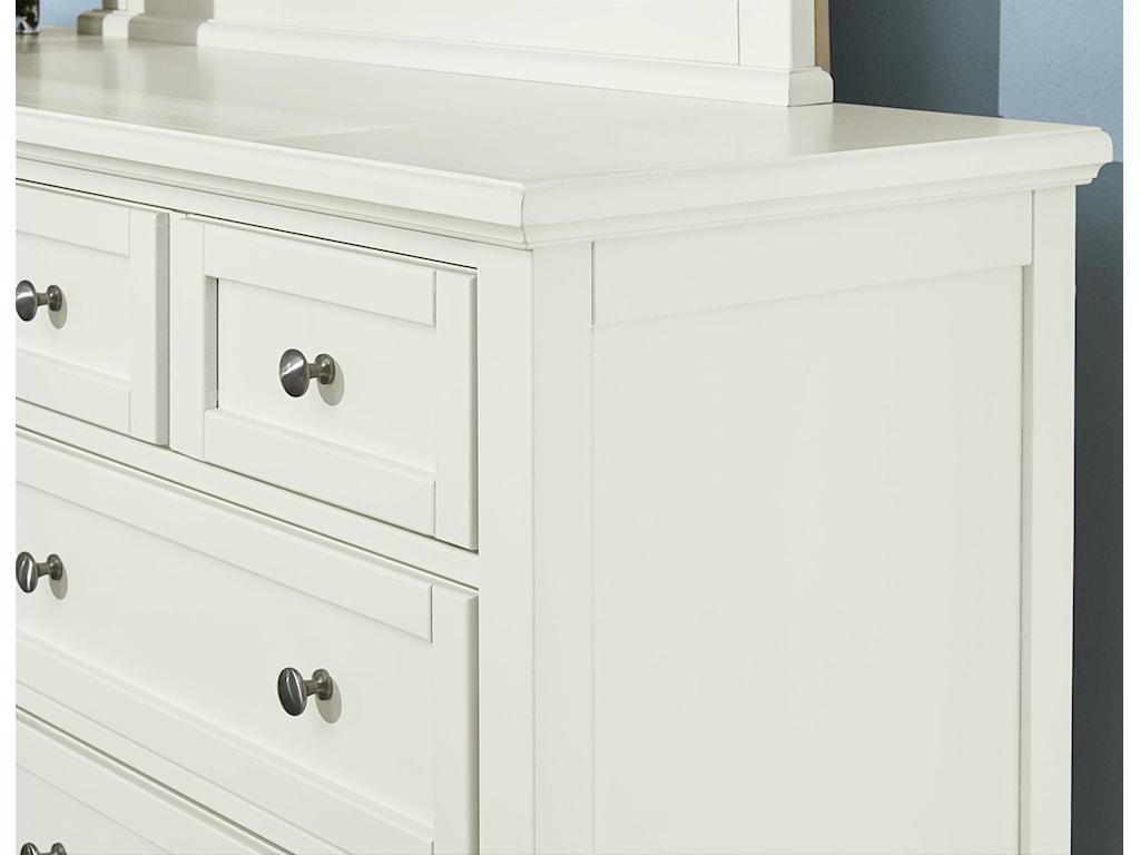 Vaughan Bassett BonanzaTriple Dresser - 8 Drawers