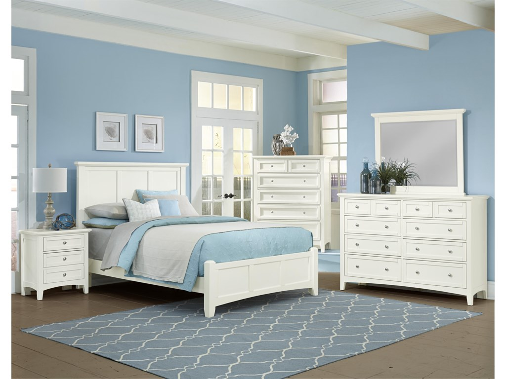 Vaughan Bassett BonanzaTriple Dresser - 8 Drawers