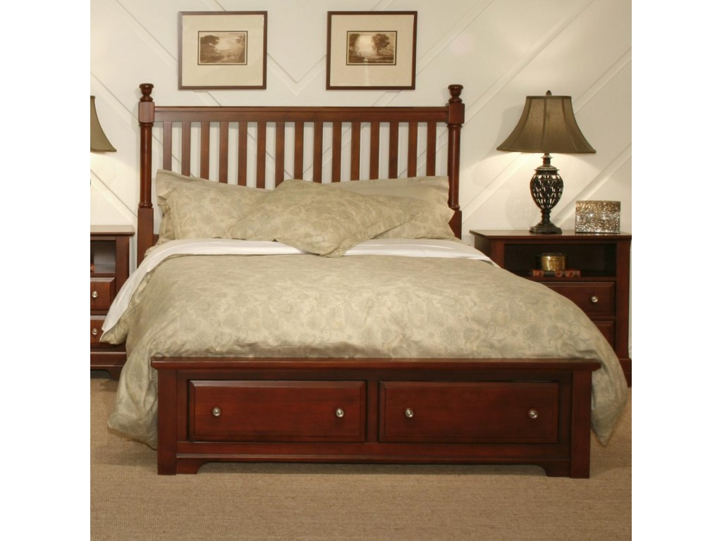 Twin Size Has 1 Footboard. Bed Shown May Not Represent Size Indicated.