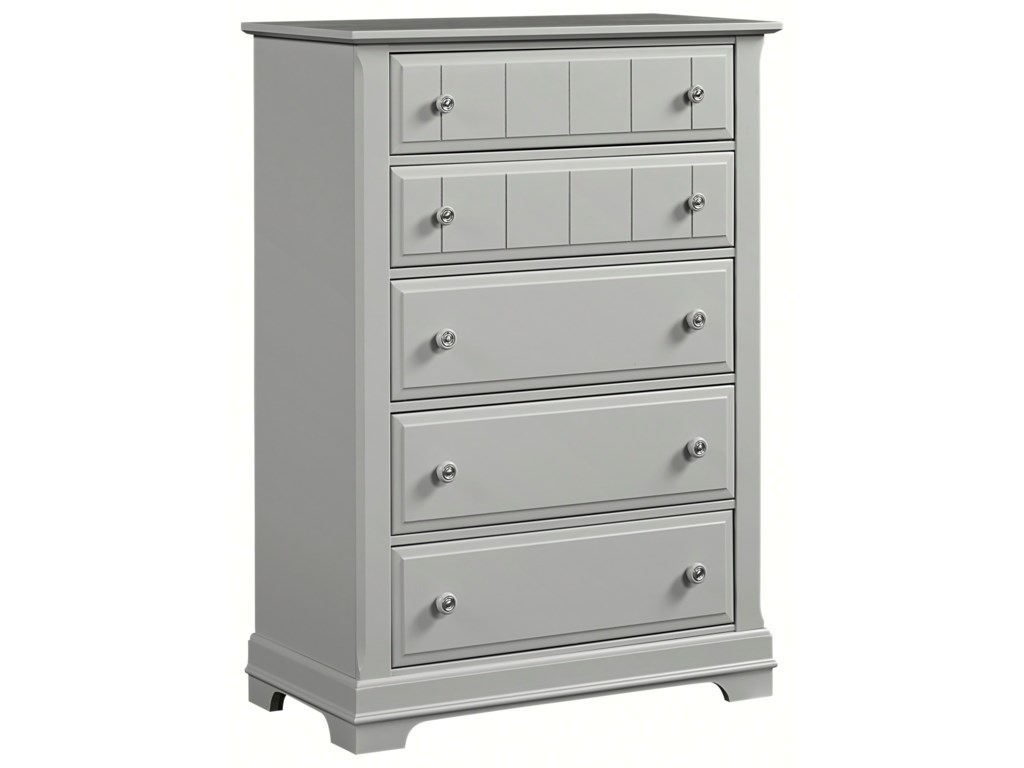 Vaughan Bassett Cottage5 Drawer Chest