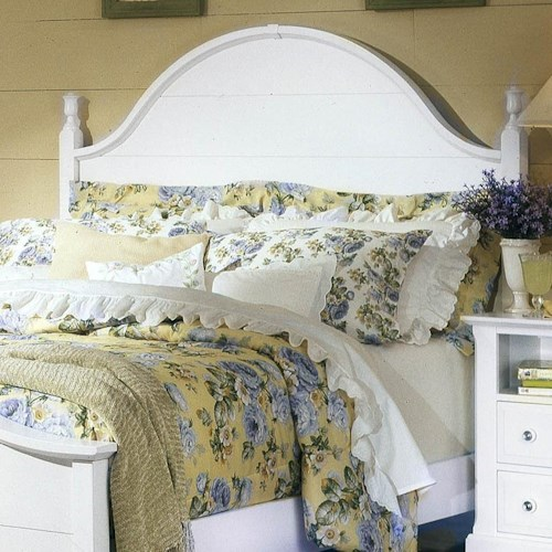 cottage white in cw products eggshell twin headboard style distressed finish headboards