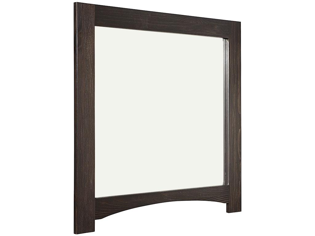 Vaughan Bassett Cottage TooLandscape Mirror
