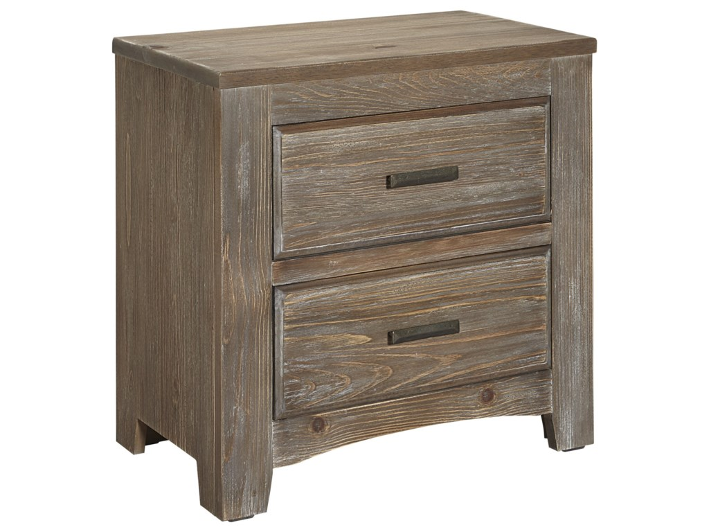 Vaughan Bassett Cottage TooNight Stand 2 Drawers