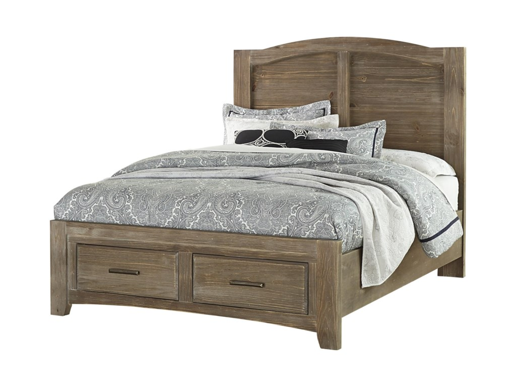 b beds number with low wood queen drawers rotmans storage whittier item platform bed products mckenzie profile