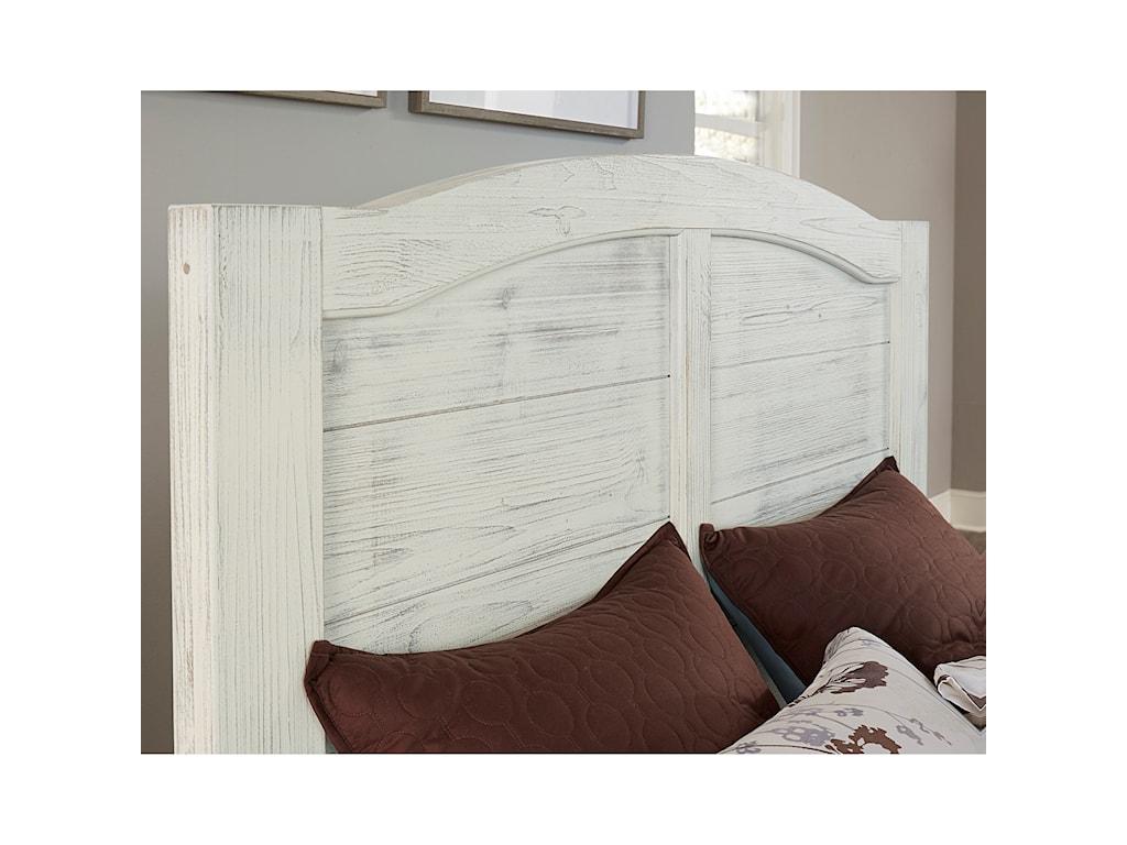 Vaughan Bassett Cottage TooKing Mansion Bed