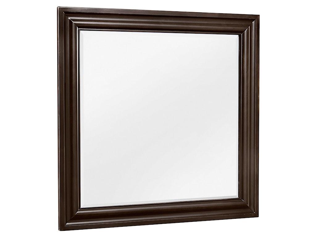 Vaughan Bassett French MarketLandscape Mirror
