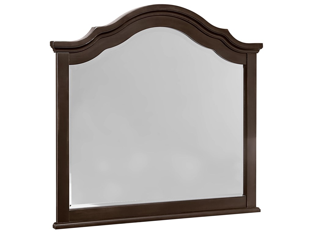 Vaughan Bassett French MarketArched Mirror