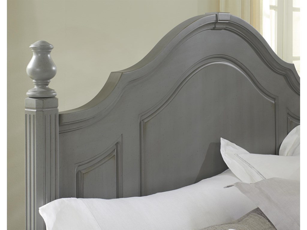 Vaughan Bassett French MarketFull Poster Bed