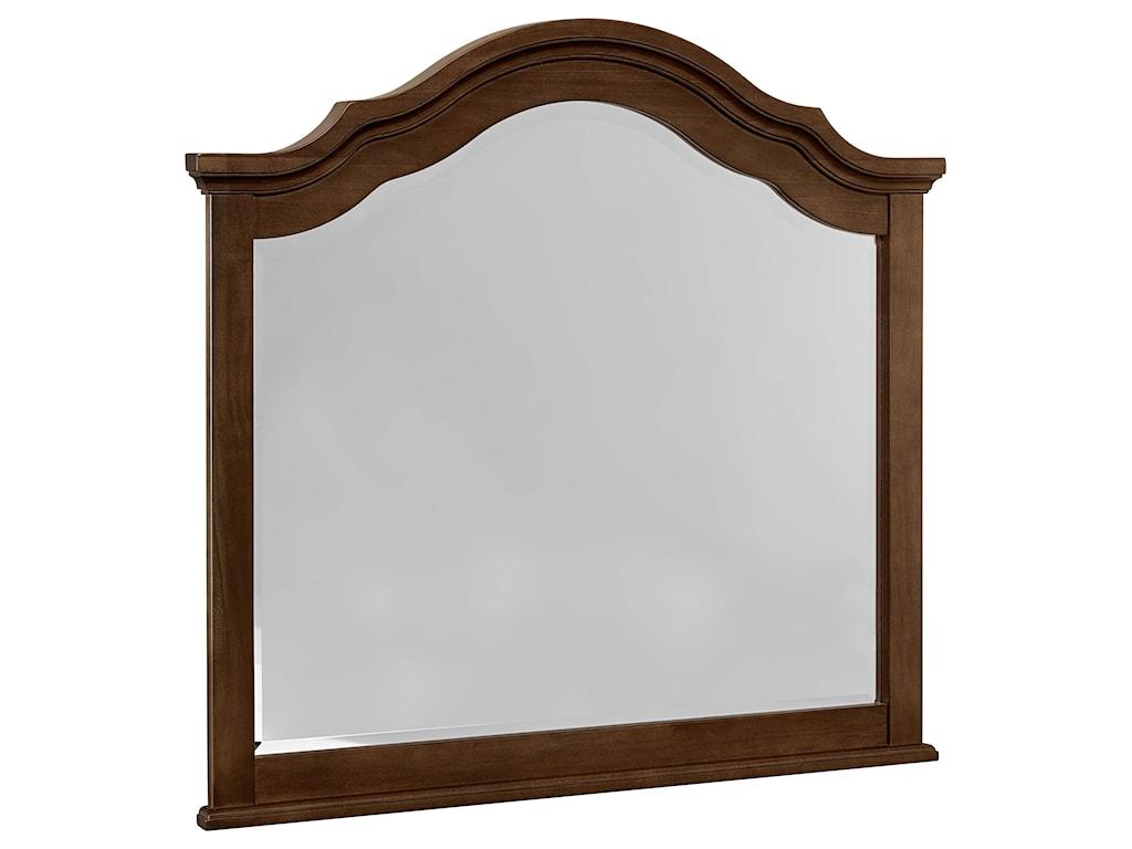 Vaughan Bassett French MarketArched Mirror