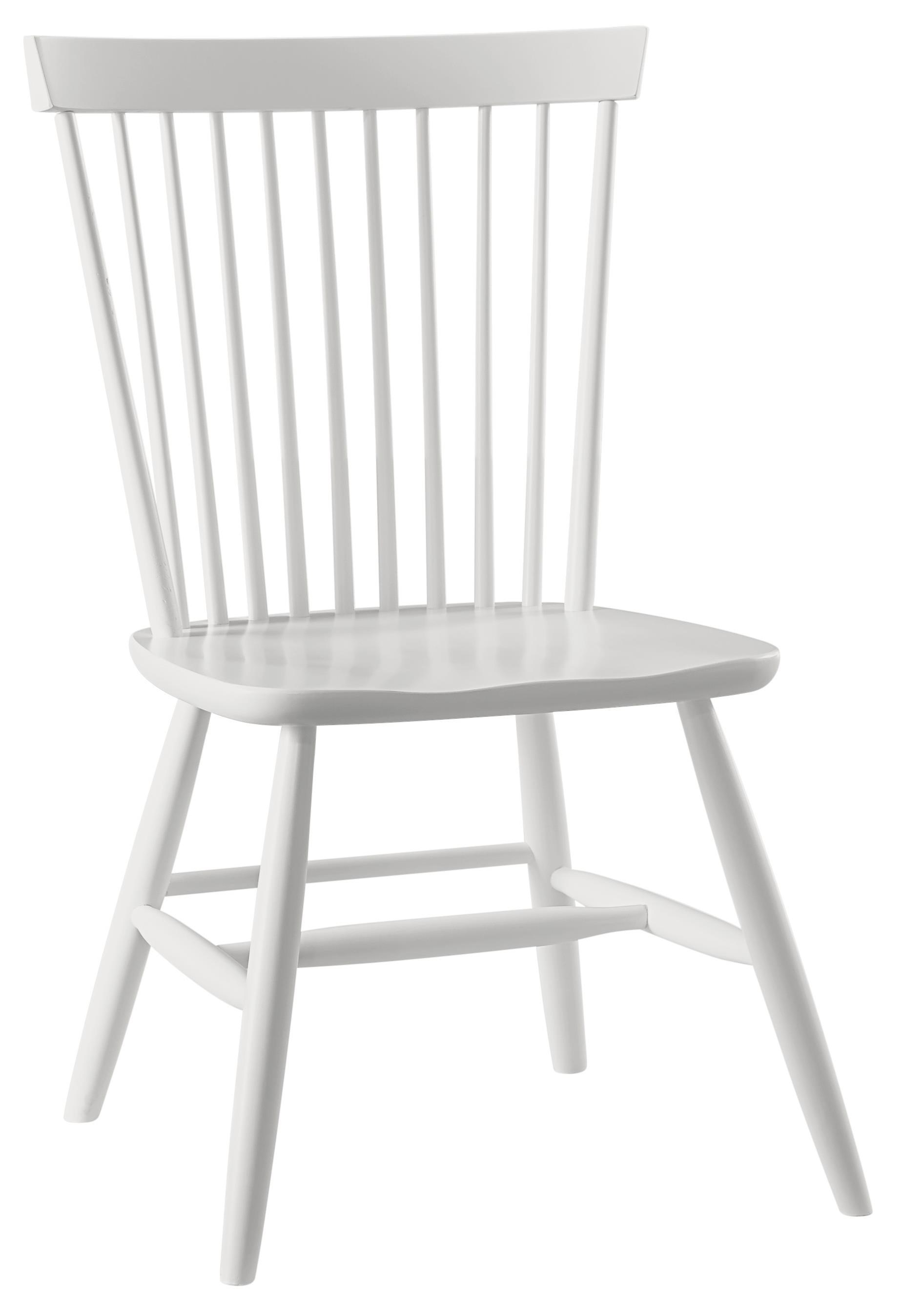 Vaughan Bassett French MarketDesk Chair ...