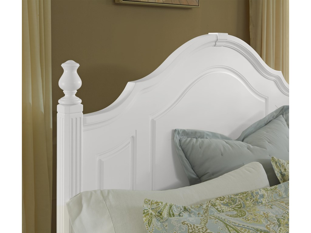 Vaughan Bassett French MarketQueen Poster Bed