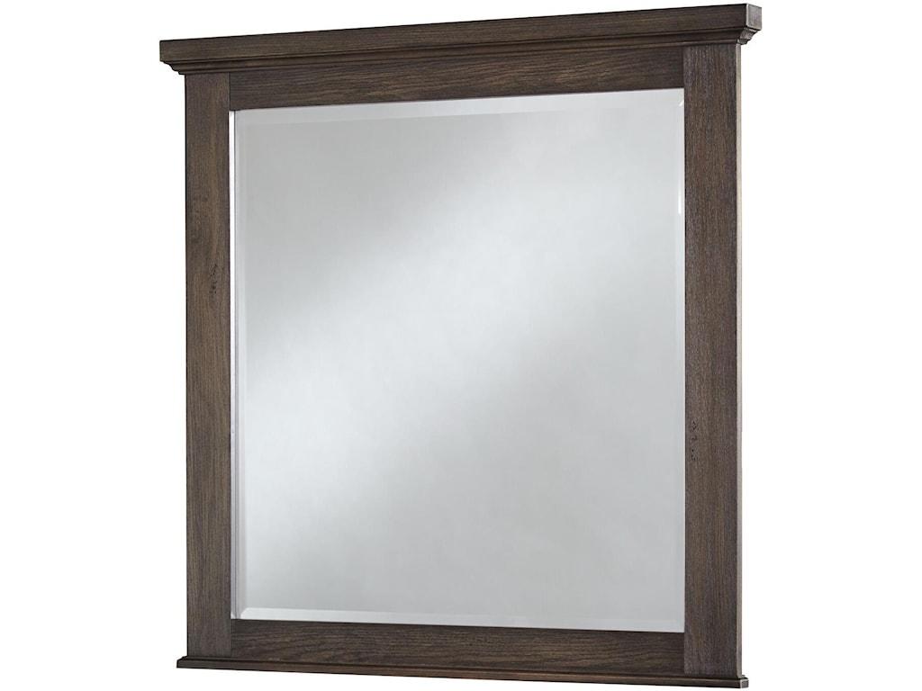 Vaughan Bassett Cassell ParkLandscape Mirror