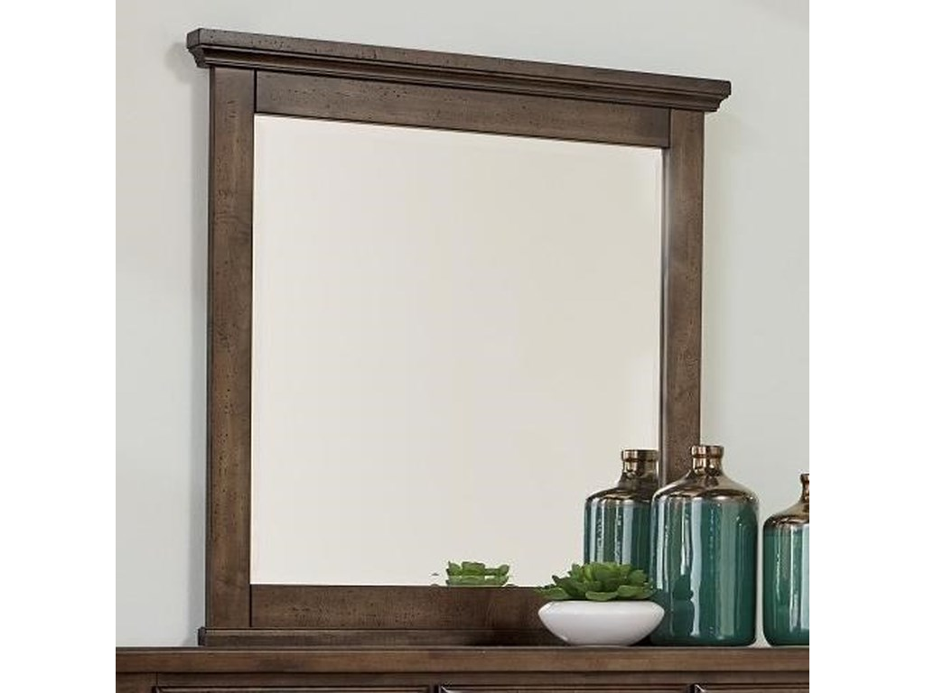Vaughan Bassett Grayson ManorLandscape Mirror