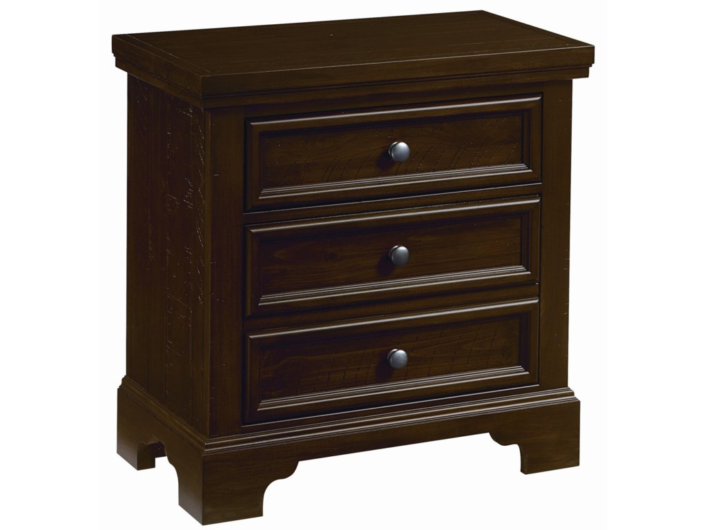 Vaughan Bassett HanoverNight Stand - 2 Drawers