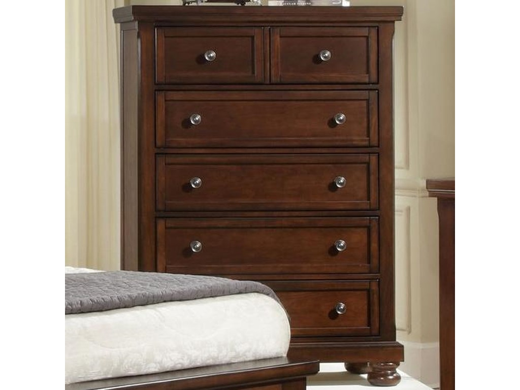 Vaughan Bassett Reflections5 Drawer Chest