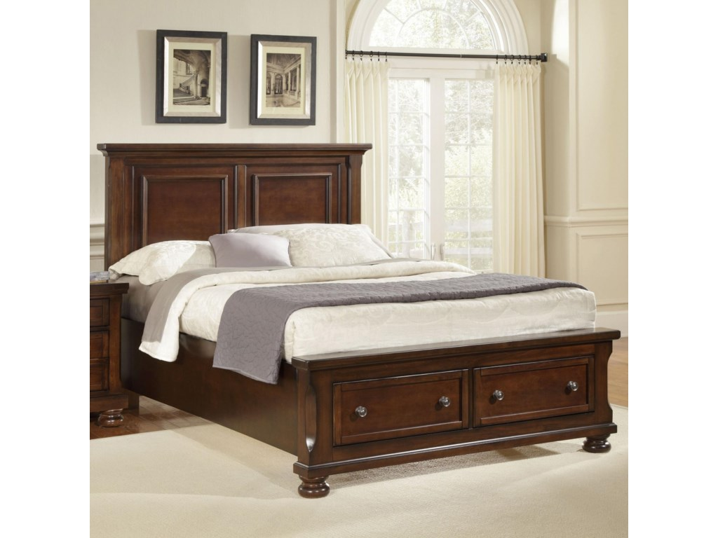queen thompson by furniture new urbangreen bedroom beds york img drawer with storage drawers bed