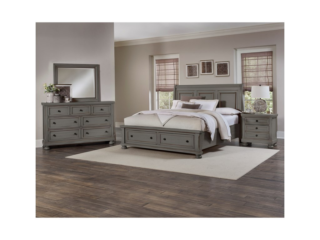 arrendelle vaughan bassett collection product groups furniture bedroom