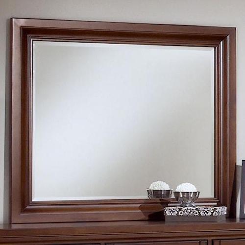 Vaughan Bassett Reflections Landscape Mirror