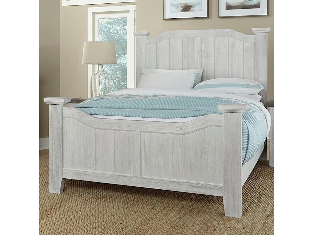 Vaughan Bassett SawmillQueen Arch Bed