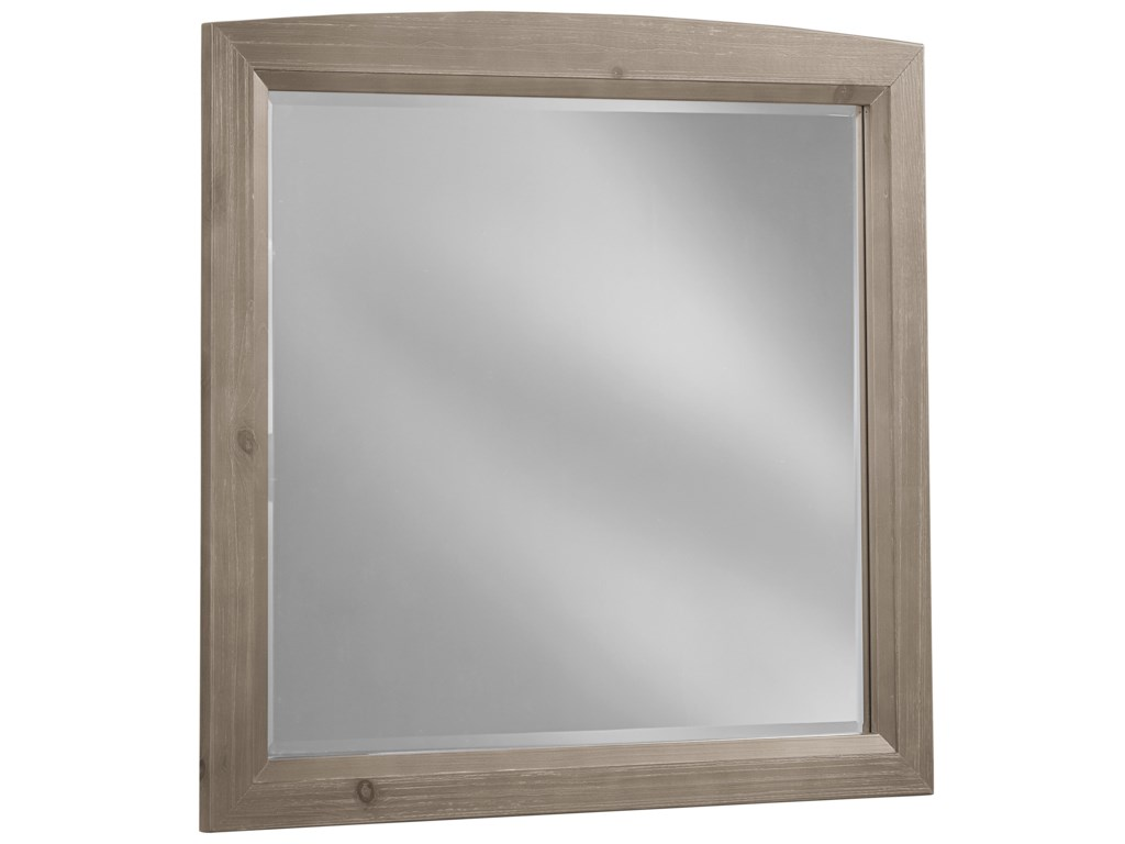 Vaughan Bassett TransitionsLandscape Mirror