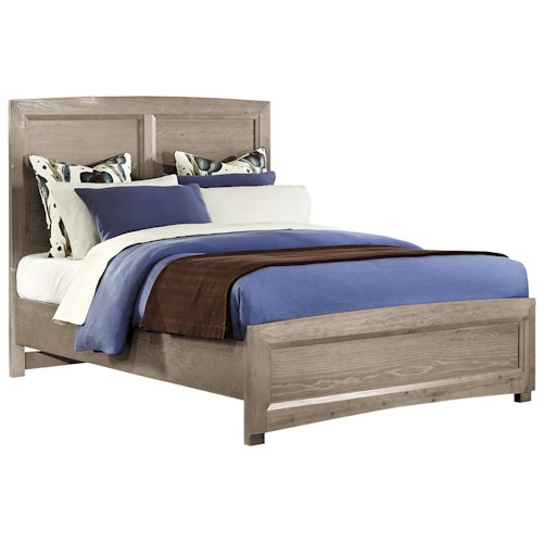 Vaughan Bassett Transitions King Panel Bed