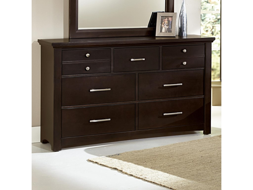 Vaughan Bassett TransitionsDresser - 7 drawers