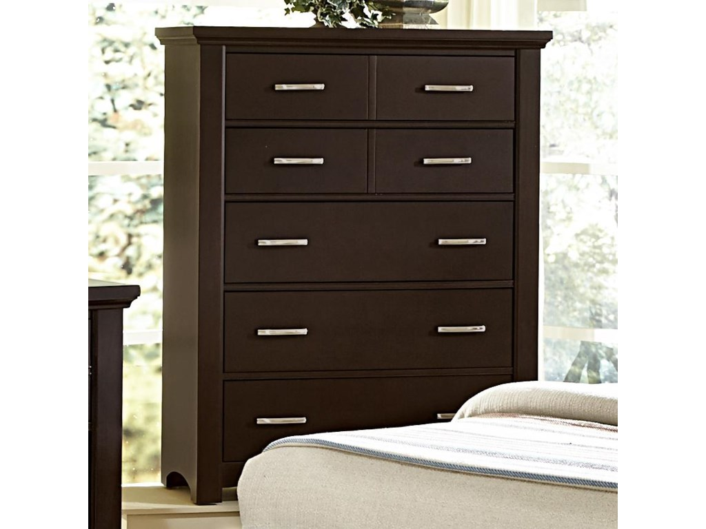 Vaughan Bassett TransitionsChest - 5 drawers