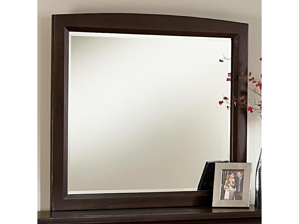 Vaughan Bassett TransitionsLandscape Mirror