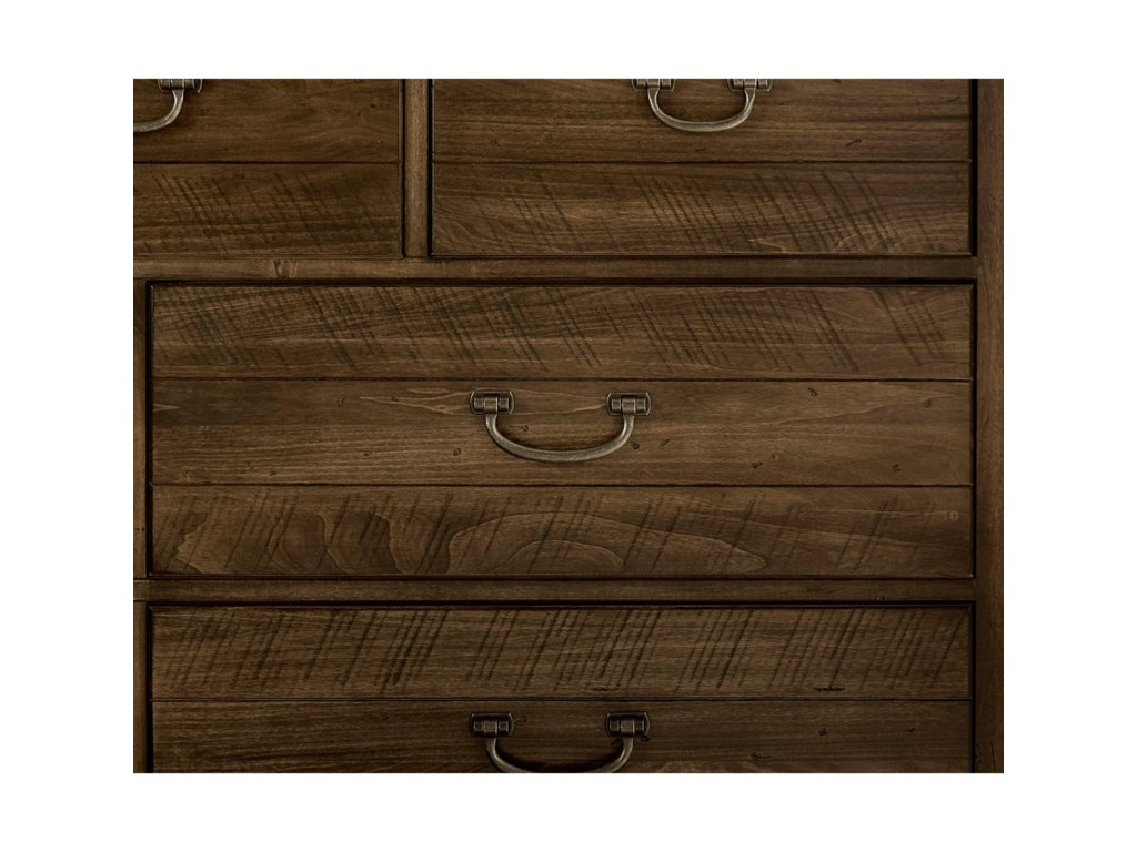 Vaughan Bassett Urban Crossings7 Drawer Dresser