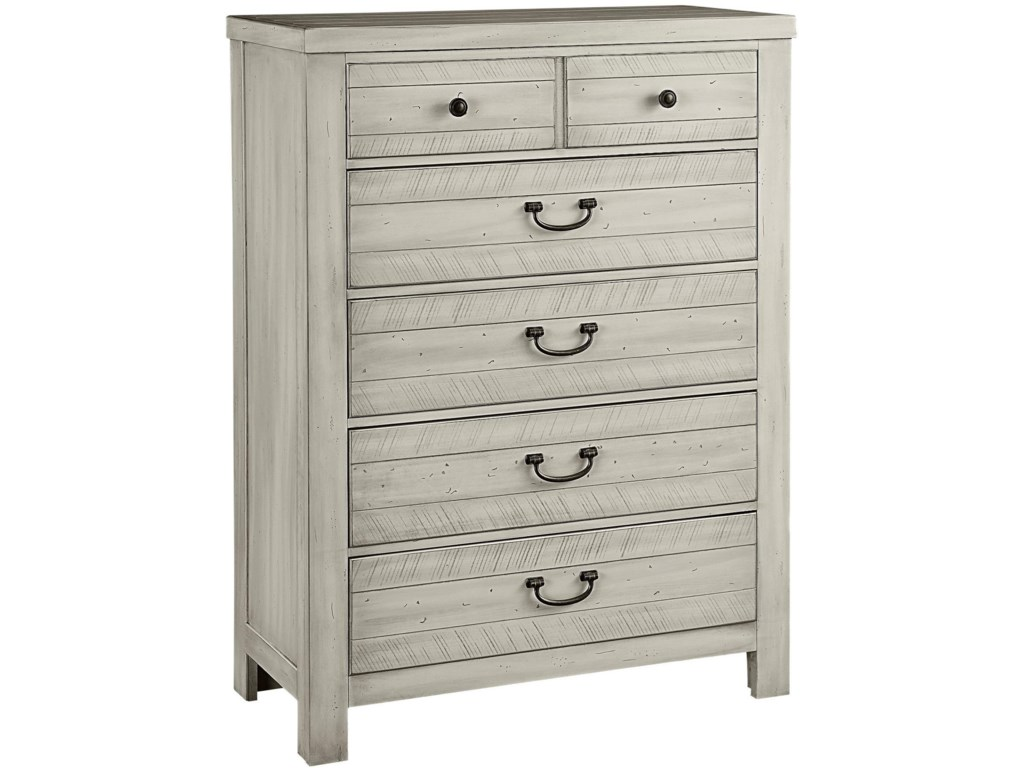 Vaughan Bassett Urban Crossings5 Drawer Chest
